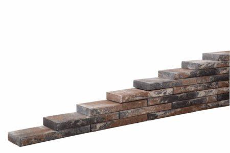 Line Block Kilimanjaro 55x20x6 cm