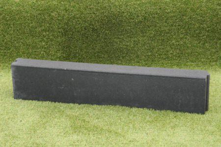 Opsluitband 10x20x100 cm zwart