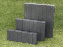 Blok palissade 6 cm (8 cm) dik