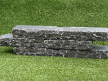 Slim Wall 8x16x40 cm geknipt getrommeld