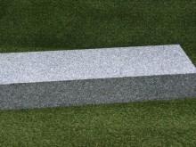 Traptrede Massief 15x35x100 cm Graniet G603