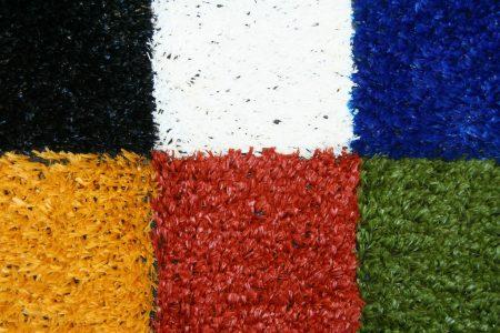 """Kunstgras type """"Hummer"""" diverse kleuren"""