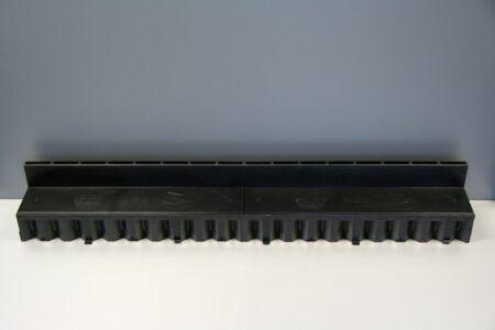 Kunststof afvoergoot - sleuf, lengte 100 cm