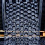 Aslon Grindplaten zwart
