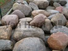 Zwerfkeien en rotsblokken