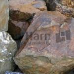 Grauwacke keien breuksteen