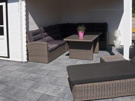 Smartton Redsun betontegel