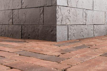 Tuinelement Blocco Bordano Gebakken Stapelblok, sierbestrating