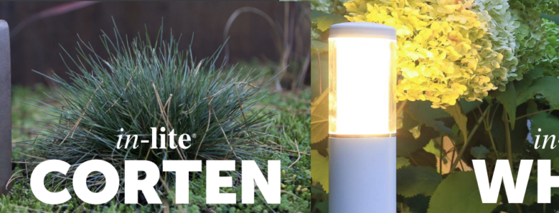 In-lite Corten en White