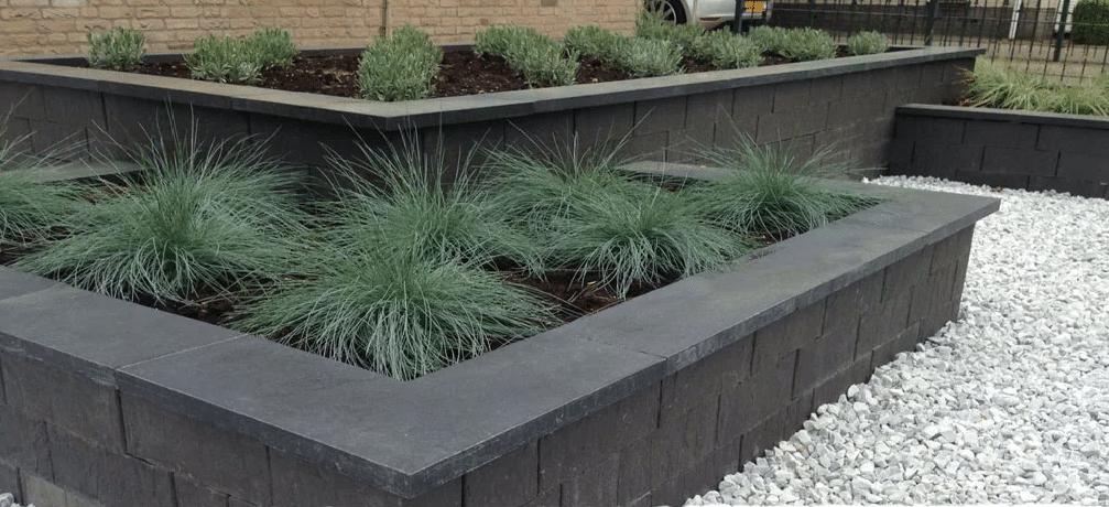 Ongekend Stapelblokken tuin, stapelblokken beton | Van Harn QT-62