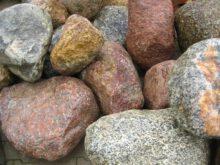 zwerfkeien 80-90 cm