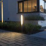 in-lite tuinverlichting EVO DARK staand en EVO GROUND