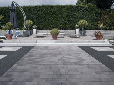 Premiton Linea Redsun betontegel