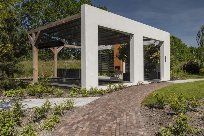 Moderne tuin inspiratie (5)